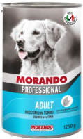 Корм для собак Morando Professional Сane Meat Fish & Cereals / 09969 (1.25кг) -