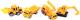 Набор игрушечных автомобилей Six-Six Zero 660-A141 -