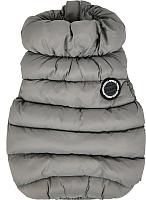 Жилетка для животных Puppia Vest A / PAPD-JM1670-GY-S (серый) -