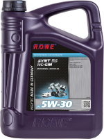 Моторное масло Rowe Hightec Synt RS 5W30 HC-GM / 20061-0050-03 (5л) -