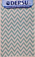 Коврик для ванной Dersu Cotton Bathmats PB022 (50x80, мятный) -
