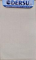 Коврик для ванной Dersu Cotton Bathmats PB024 (50x80, кремовый) -