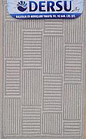 Коврик для ванной Dersu Cotton Bathmats PB024 (50x80, серый) -