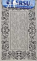 Коврик для ванной Dersu Cotton Bathmats PB001 (50x80, коричневый) -