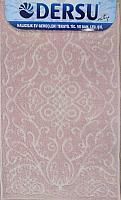 Коврик для ванной Dersu Cotton Bathmats PB044 (50x80, розовый) -