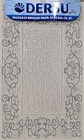 Коврик для ванной Dersu Cotton Bathmats PB001 (60x90, серый) -