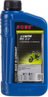 Моторное масло Rowe Hightec Synth RS 2-T Scooter / 20032-0010-03 (1л) -