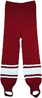 Рейтузы хоккейные Torres Sport Team / HR1109-02-158 (р-р 40, красный/белый) -