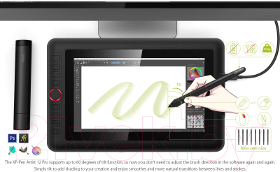 Графический планшет XP-Pen Artist 12 Pro