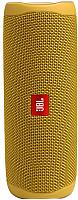 Портативная колонка JBL Flip 5 (желтый) -