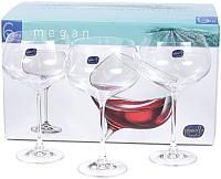 Набор бокалов Bohemia Crystal Megan 40856/500 (6шт) -