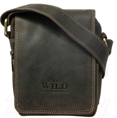 Сумка Cedar Always Wild 250591-MH (коричневый)