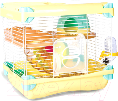 Клетка для грызунов Triol Парк приключений / 40691064