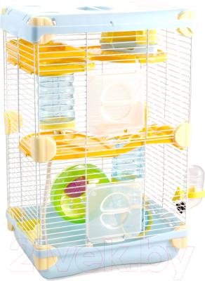 Клетка для грызунов Triol Парк приключений / 40691065