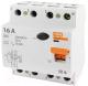 Дифференциальный автомат TDM ВД1-63 4Р 50А 30мА / SQ0203-0041 -