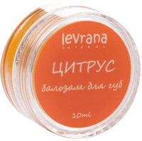 Бальзам для губ Levrana Цитрус (10г) -
