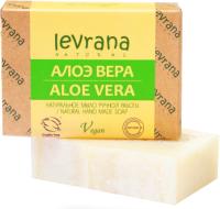 Мыло твердое Levrana Алоэ ручной работы (100г) -