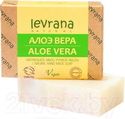 Мыло твердое Levrana Алоэ ручной работы (100г)