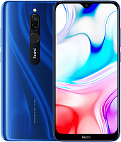 Смартфон Xiaomi Redmi 8 3GB/32GB (Sapphire Blue) -