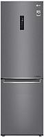 Холодильник с морозильником LG DoorCooling+ GA-B459SLKL -