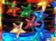 Светодиодная гирлянда Белбогемия AX8715610 / 86454 (1.95м, разноцветный) -
