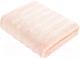 Полотенце Нордтекс Verossa Stripe 2 50x90 (нежно-персиковый) -