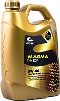 Моторное масло Cyclon Magma Syn TDI 5W40 / JM02008 (4л) -