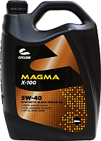 Моторное масло Cyclon Magma Х-100 5W40 / JM06008 (4л) -