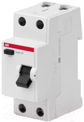 Устройство защитного отключения ABB Basic M / BMF41240