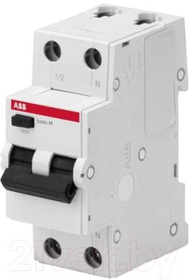 Дифференциальный автомат ABB Basic M / BMR415C25
