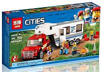 Конструктор Lepin City Дом на колесах / 02093 -