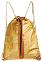 Детский рюкзак БЕЛОСНЕЖКА Miss Kiss / 702-MK (золотой) -