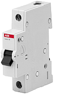 Выключатель автоматический ABB Basic M-C10 / 1 BMS411C10 -