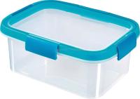 Набор контейнеров Curver Smart Fresh / 233424 (прозрачный/голубой) -