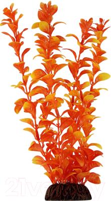 Декорация для аквариума Laguna Людвигия 5578 / 74044067 (оранжевый)
