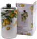 Емкость для хранения Home Line Лимоны / HC3D01AL-Q51 -