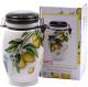 Емкость для хранения Home Line Лимоны / HC5006A-Q51 -