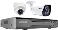 Комплект видеонаблюдения Ginzzu HK-420N -