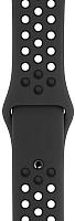 Ремешок для умных часов Apple Anthracite/Black Nike Sport Band 40mm / MX8C2 -