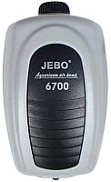 Компрессор для аквариума Jebo 6700 / 73707005 -