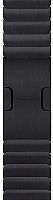 Ремешок для умных часов Apple Space Black Link Bracelet 38mm / MUHK2 -