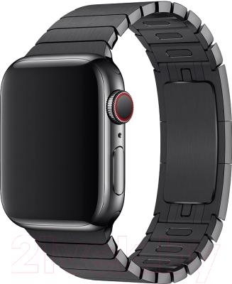 Ремешок для умных часов Apple Space Black Link Bracelet 38mm / MUHK2