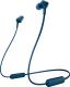 Беспроводные наушники Sony Extra Bass WI-XB400 (синий) -