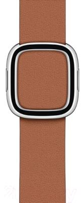 Ремешок для умных часов Apple Saddle Brown Modern Buckle 40mm / MWRC2