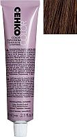 Крем-краска для волос C:EHKO Color Explosion 7/77 (латте макиато) -