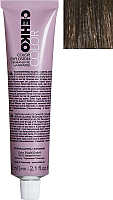 Крем-краска для волос C:EHKO Color Explosion 6/2 (темно-пепельный блондин) -