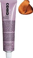 Крем-краска для волос C:EHKO Color Explosion 7/34 (блондин золотисто-медный) -