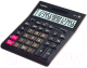 Калькулятор Casio GR-16-W-EP (черный) -