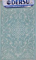 Коврик для ванной Dersu Cotton Bathmats PB044 (60x90, мятный) -
