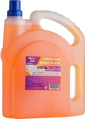 Универсальное чистящее средство Фрау Gut Апельсин (5л)